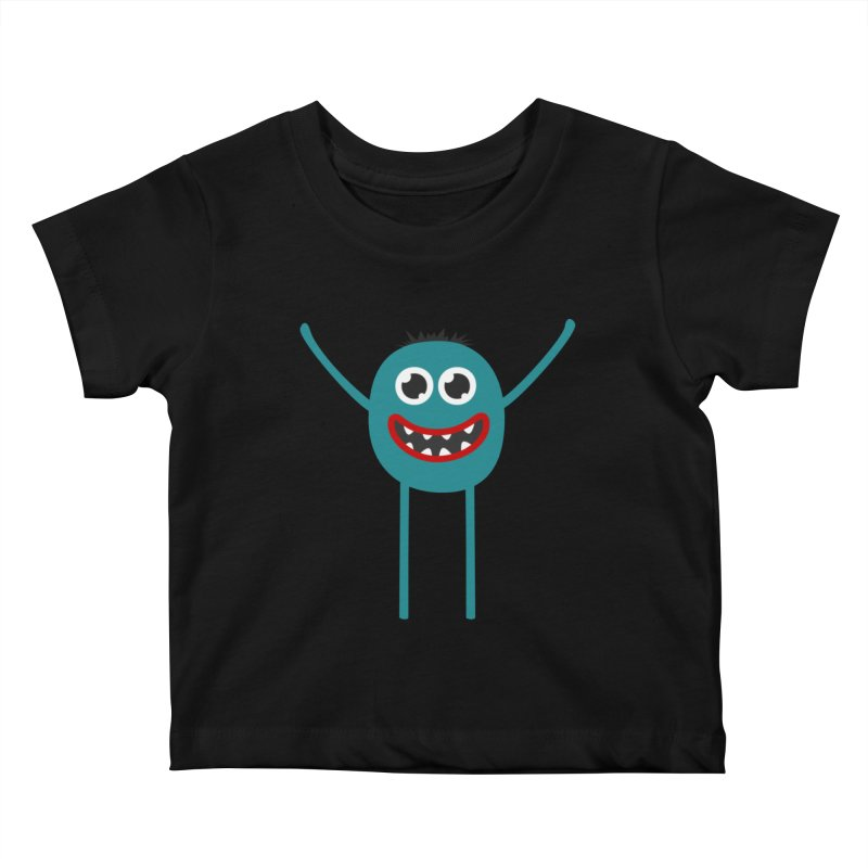 Dance with me Kids Baby T-Shirt by B