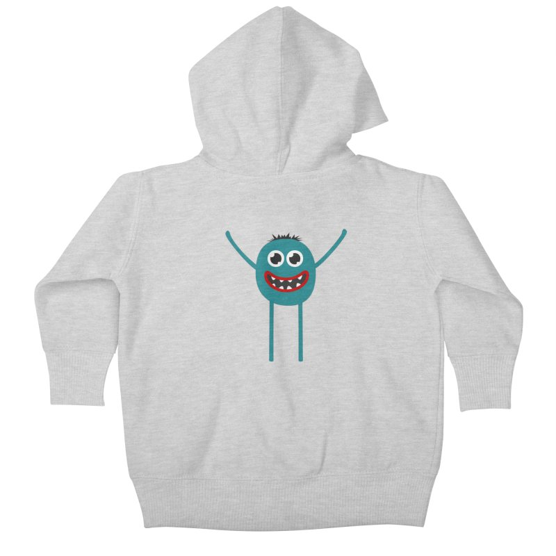 Dance with me Kids Baby Zip-Up Hoody by B