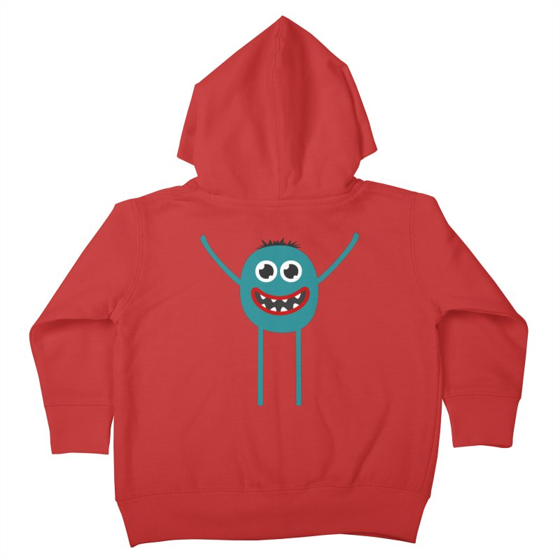 Dance with me Kids Toddler Zip-Up Hoody by B