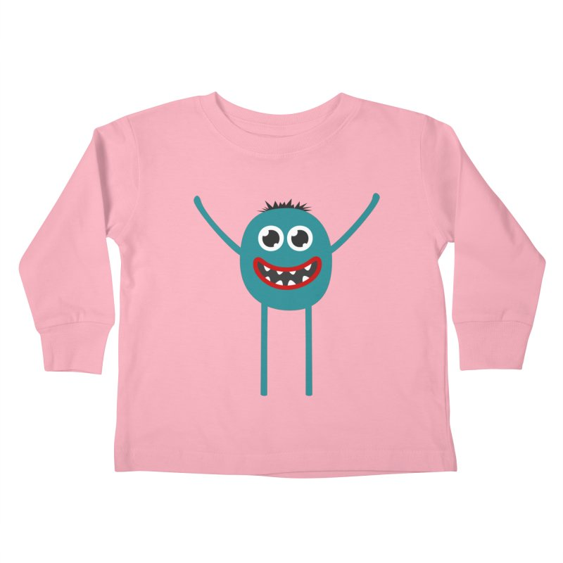 Dance with me Kids Toddler Longsleeve T-Shirt by B
