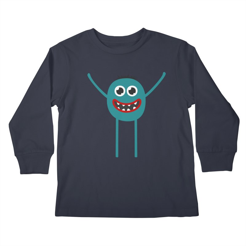 Dance with me Kids Longsleeve T-Shirt by B