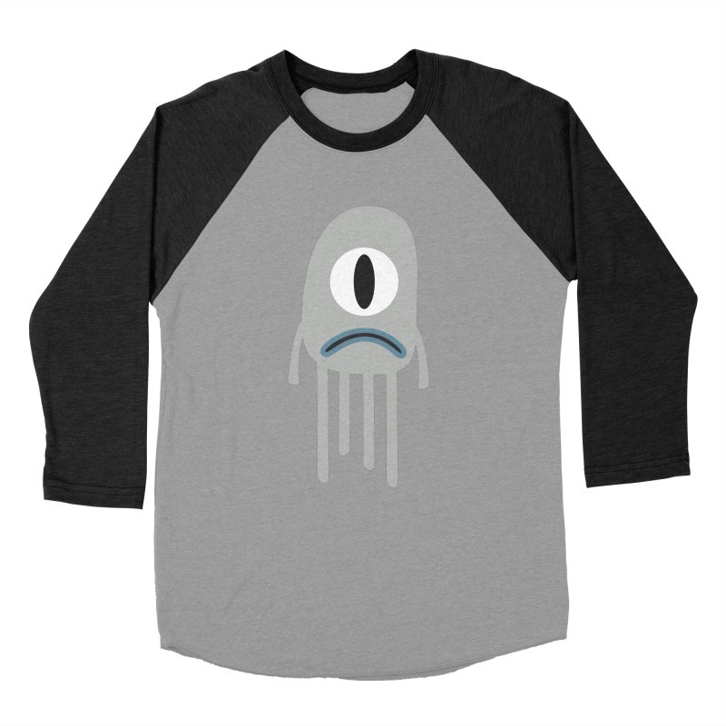 I'm sad Women's Baseball Triblend Longsleeve T-Shirt by B