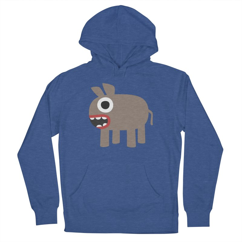 I'm a Donkey Women's French Terry Pullover Hoody by B