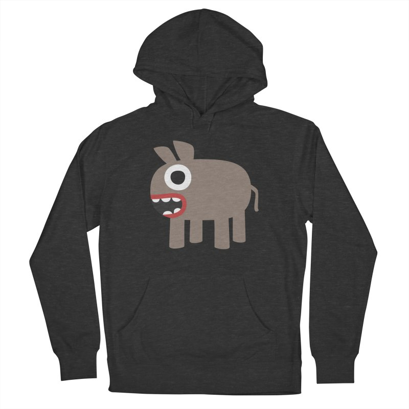 I'm a Donkey Men's French Terry Pullover Hoody by B