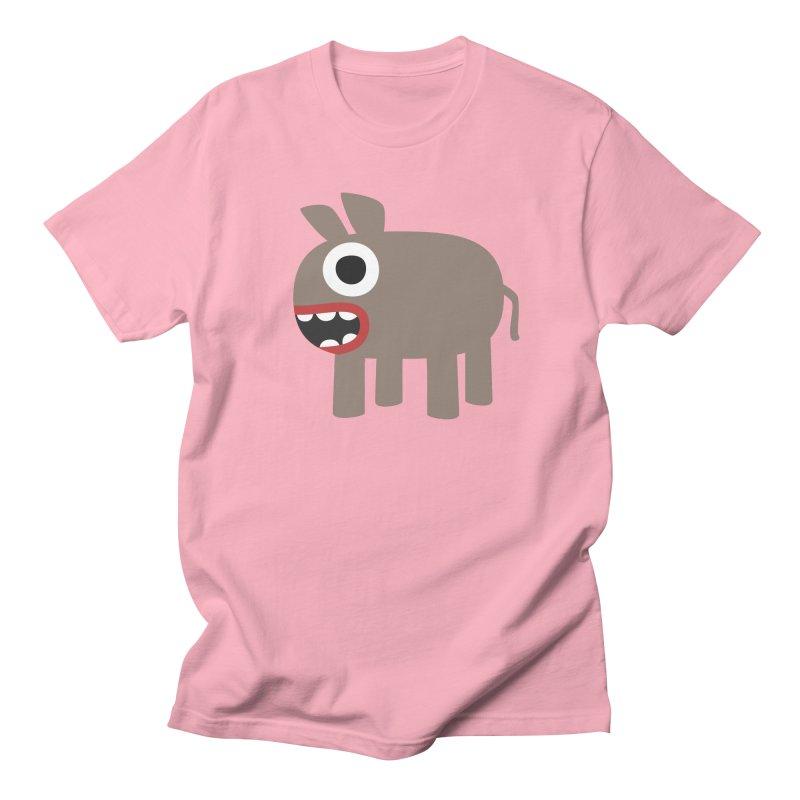 I'm a Donkey Men's Regular T-Shirt by B