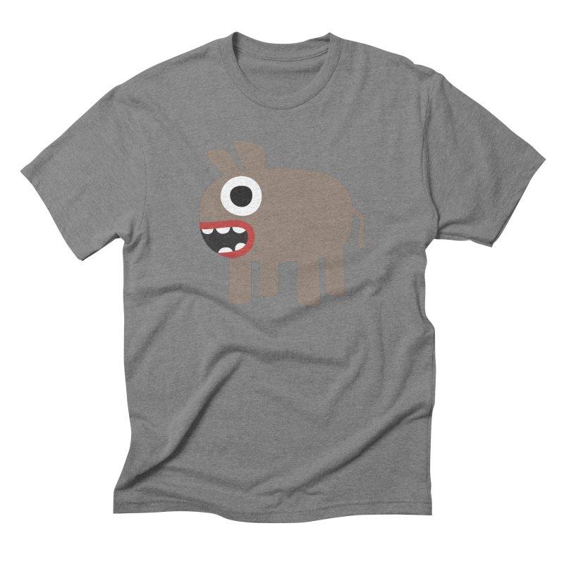 I'm a Donkey Men's Triblend T-Shirt by B