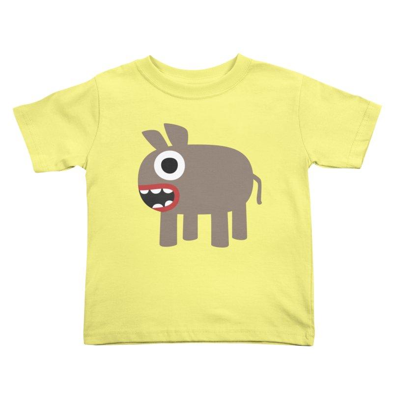I'm a Donkey Kids Toddler T-Shirt by B