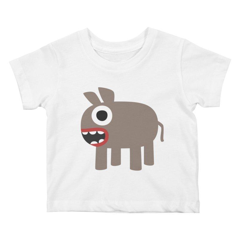 I'm a Donkey Kids Baby T-Shirt by B