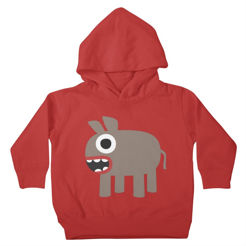 I'm a Donkey Kids Toddler Pullover Hoody by B