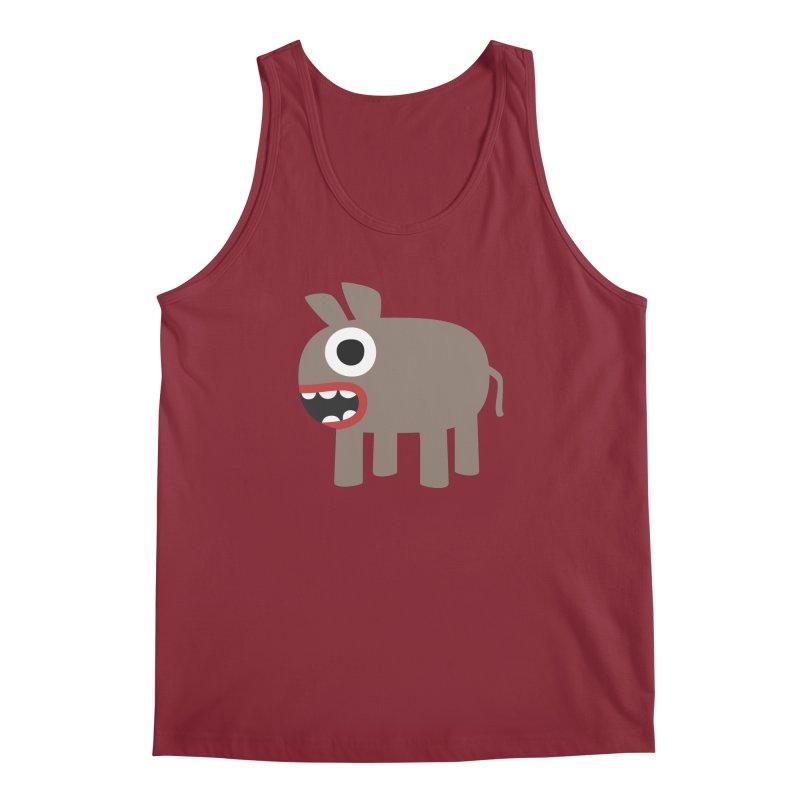I'm a Donkey Men's Regular Tank by B