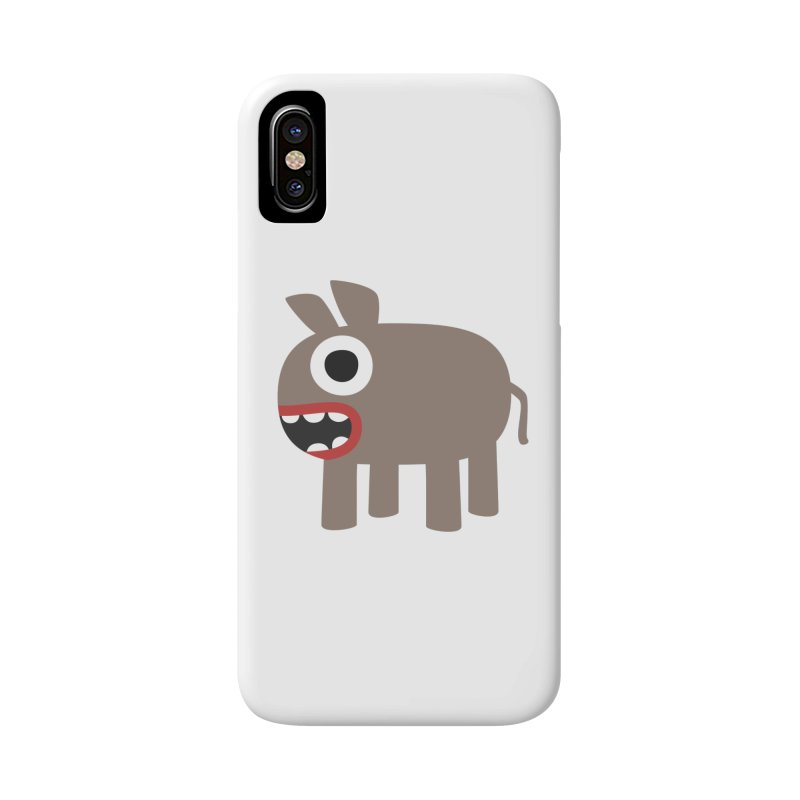 I'm a Donkey Accessories Phone Case by B