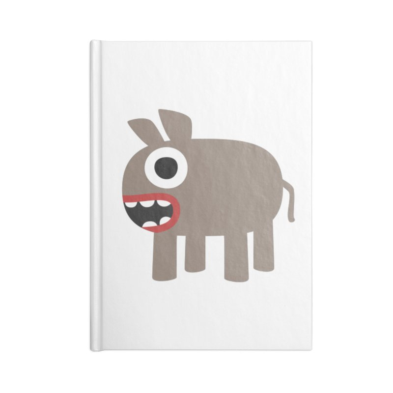 I'm a Donkey Accessories Notebook by B
