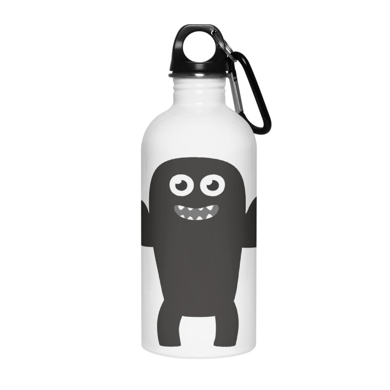 Arnold the Muscleman Accessories Water Bottle by B