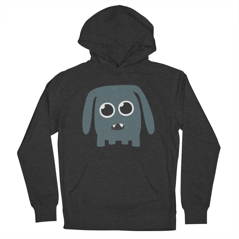 Monster Doggy Women's French Terry Pullover Hoody by B