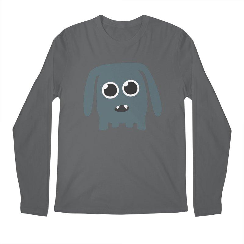 Monster Doggy Men's Regular Longsleeve T-Shirt by B