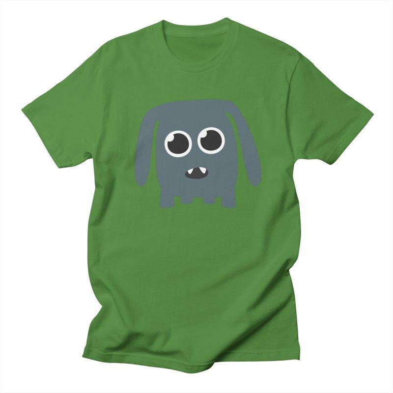 Monster Doggy Women's Regular Unisex T-Shirt by B