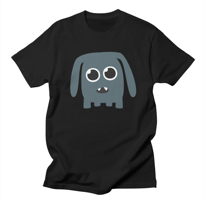 Monster Doggy Women's Regular Unisex T-Shirt by B