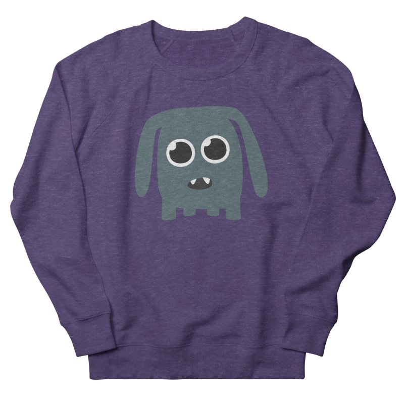 Monster Doggy Women's French Terry Sweatshirt by B