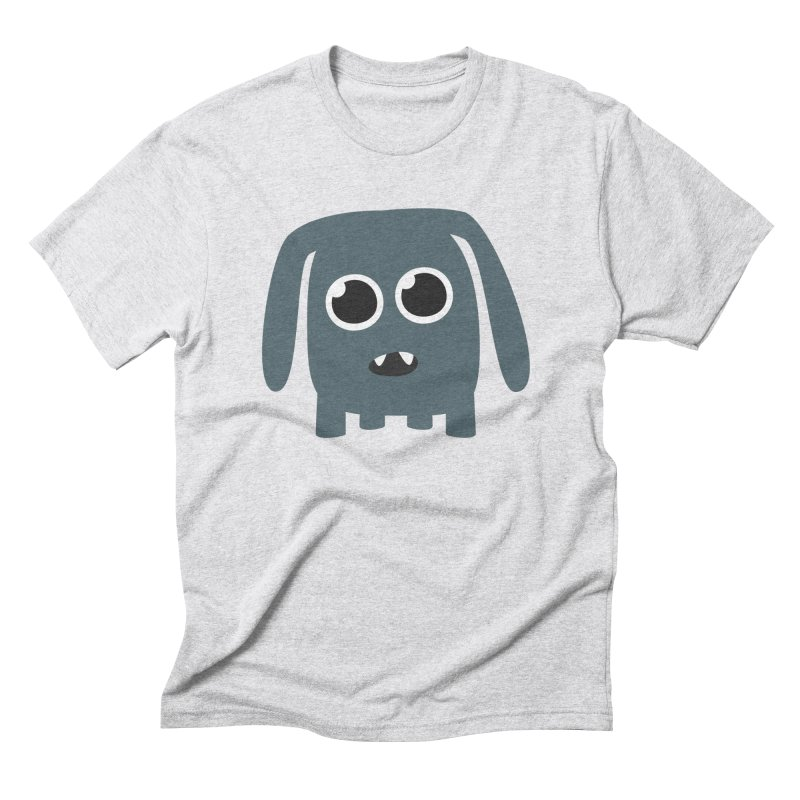 Monster Doggy Men's Triblend T-Shirt by B