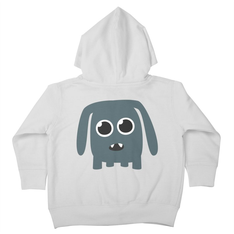 Monster Doggy Kids Toddler Zip-Up Hoody by B