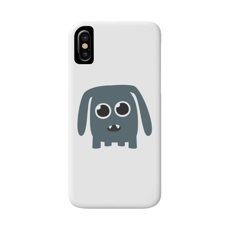 Monster Doggy Accessories Phone Case by B