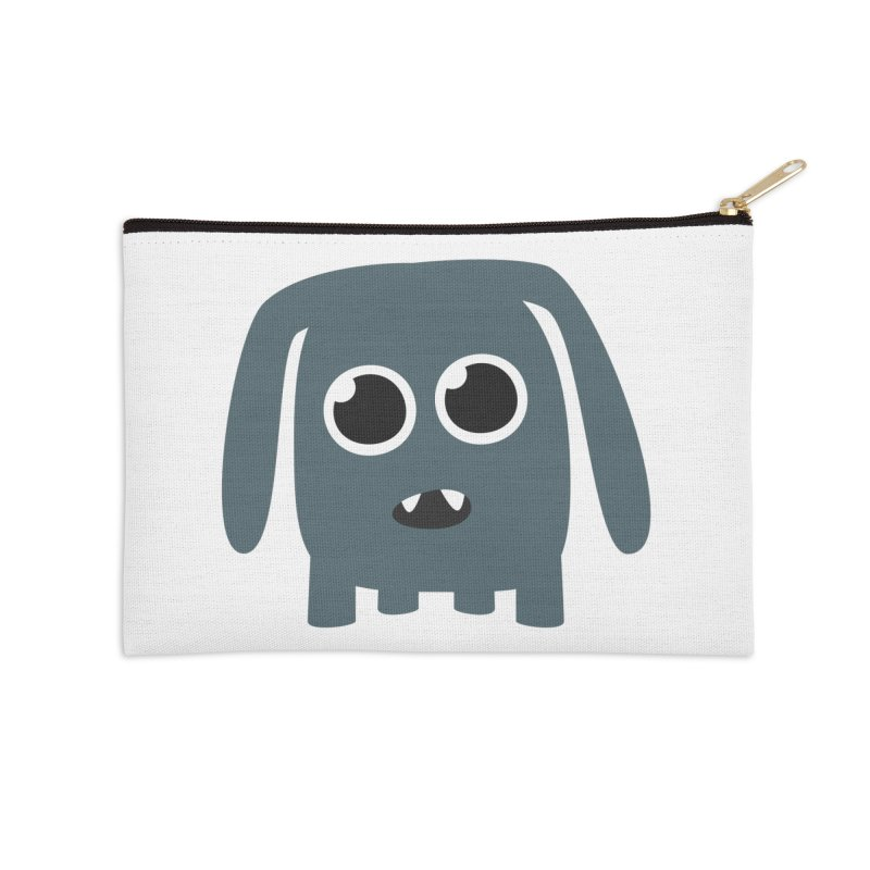 Monster Doggy Accessories Zip Pouch by B