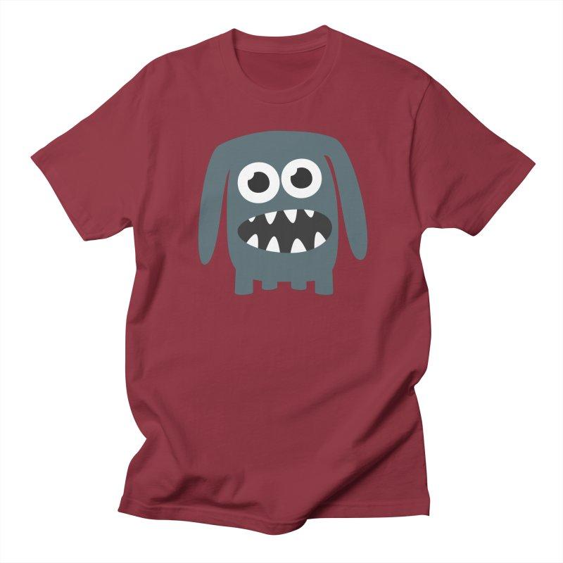Monster Doggy 2 Women's Regular Unisex T-Shirt by B