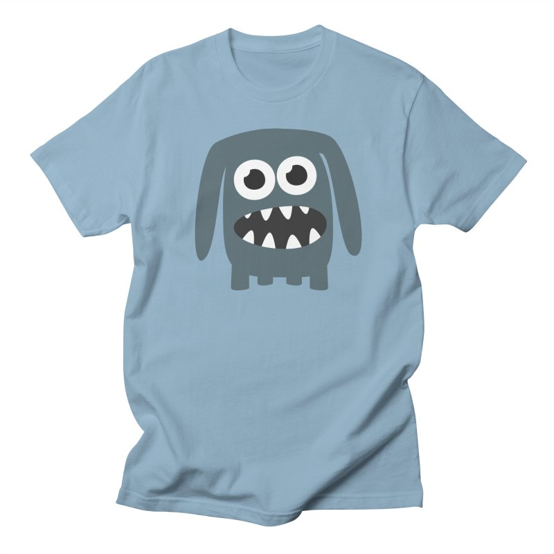 Monster Doggy 2 Women's Regular Unisex T-Shirt by B