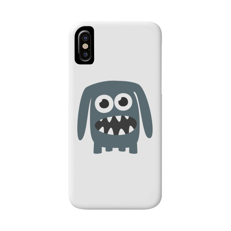 Monster Doggy 2 Accessories Phone Case by B