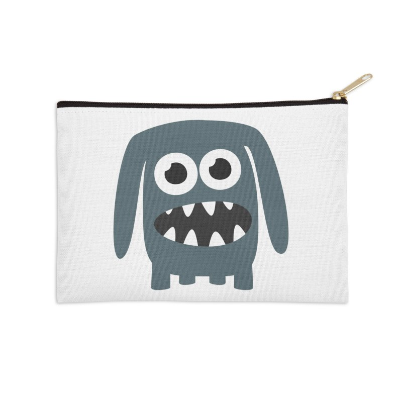 Monster Doggy 2 Accessories Zip Pouch by B