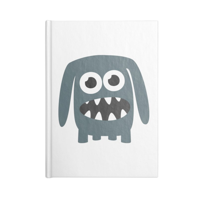 Monster Doggy 2 Accessories Notebook by B