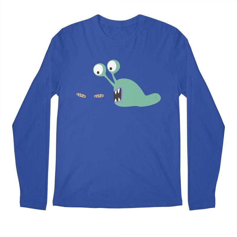 Hungry Men's Regular Longsleeve T-Shirt by B
