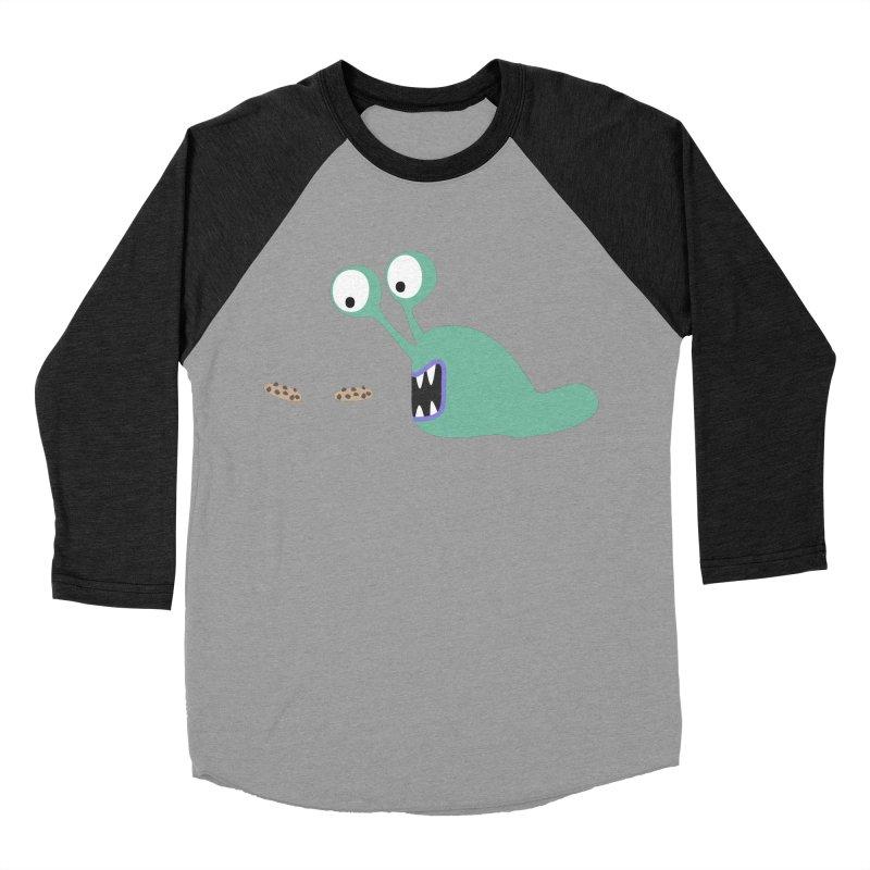 Hungry Women's Baseball Triblend Longsleeve T-Shirt by B