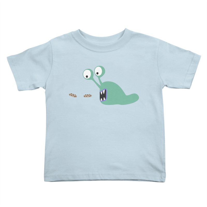 Hungry Kids Toddler T-Shirt by B