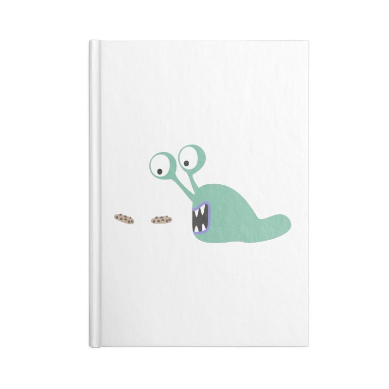 Hungry Accessories Notebook by B