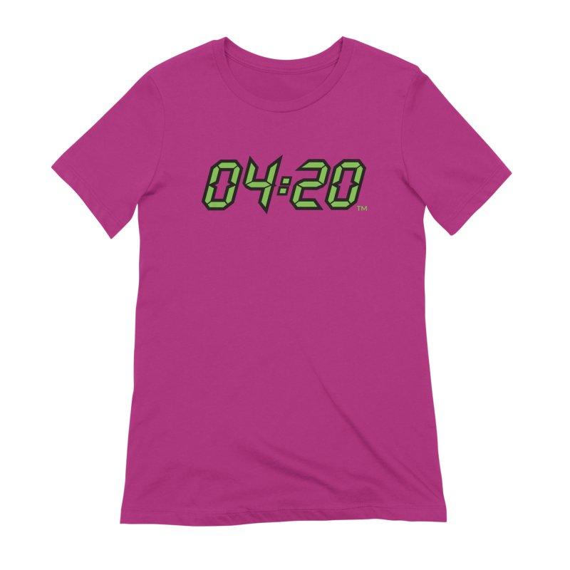 0420 Inc Official Merch Women's Extra Soft T-Shirt by 0420inc's Artist Shop