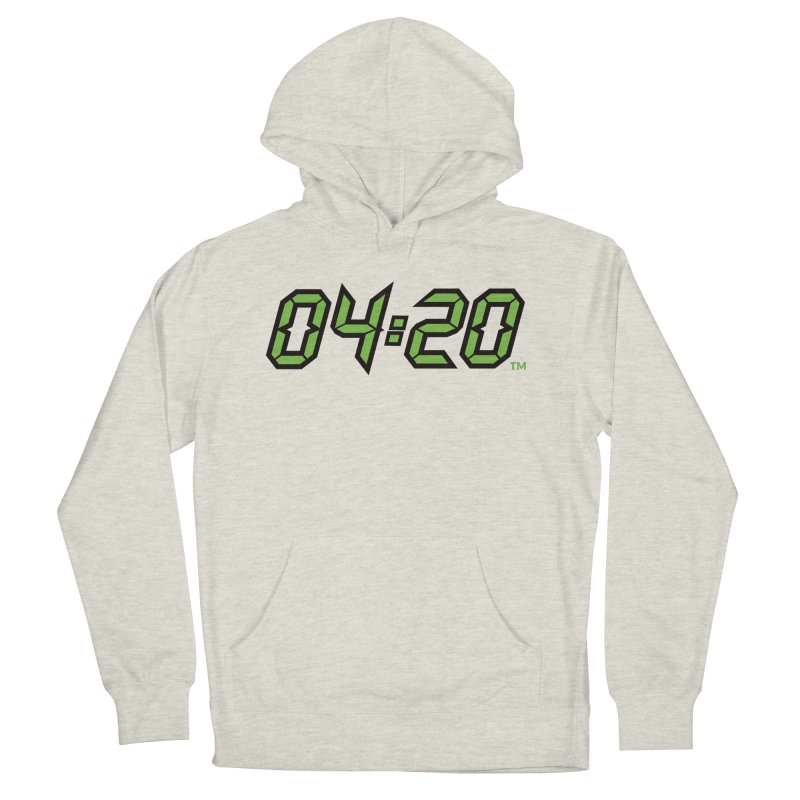 0420 Inc Official Merch Men's French Terry Pullover Hoody by 0420inc's Artist Shop
