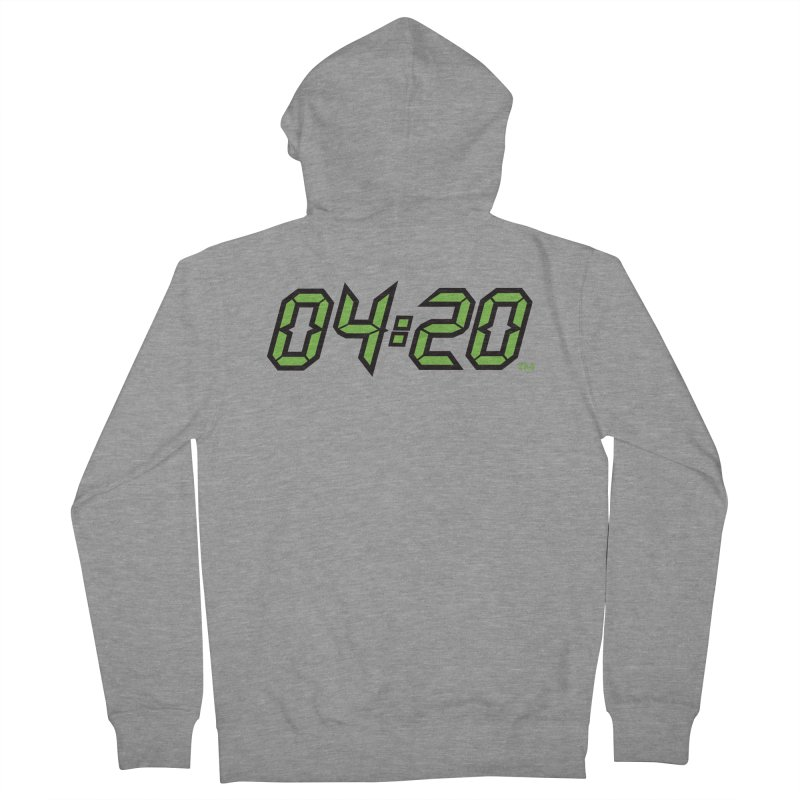 0420 Inc Official Merch Women's French Terry Zip-Up Hoody by 0420inc's Artist Shop