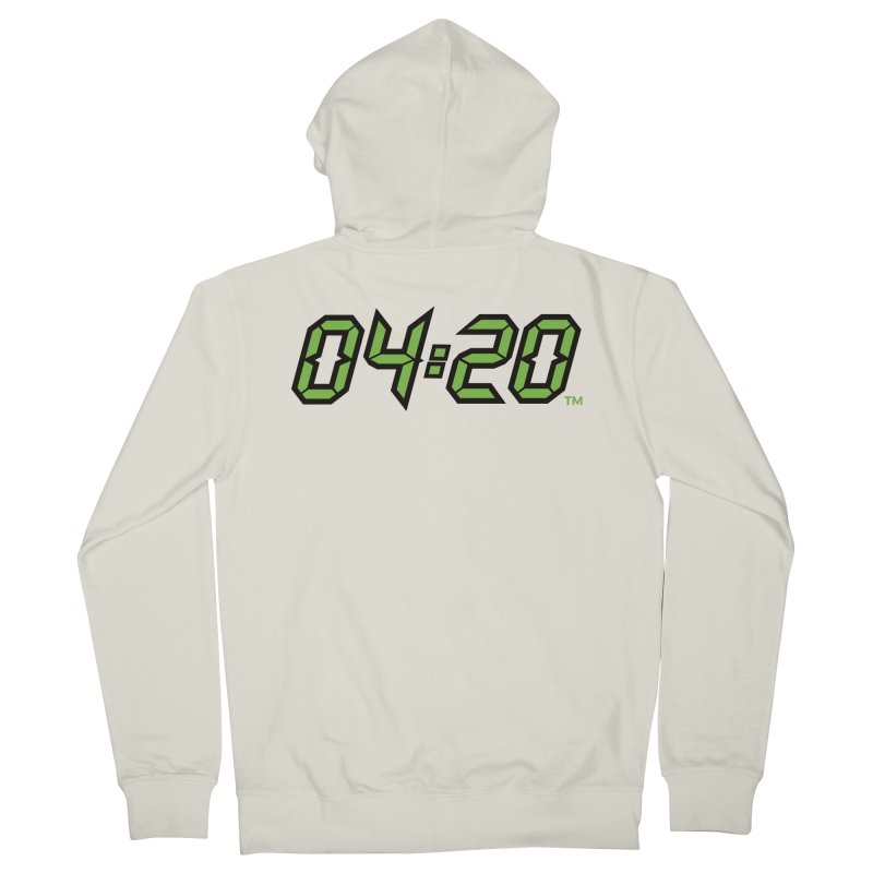 0420 Inc Official Merch Men's French Terry Zip-Up Hoody by 0420inc's Artist Shop