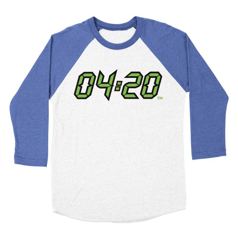 0420 Inc Official Merch Men's Baseball Triblend Longsleeve T-Shirt by 0420inc's Artist Shop