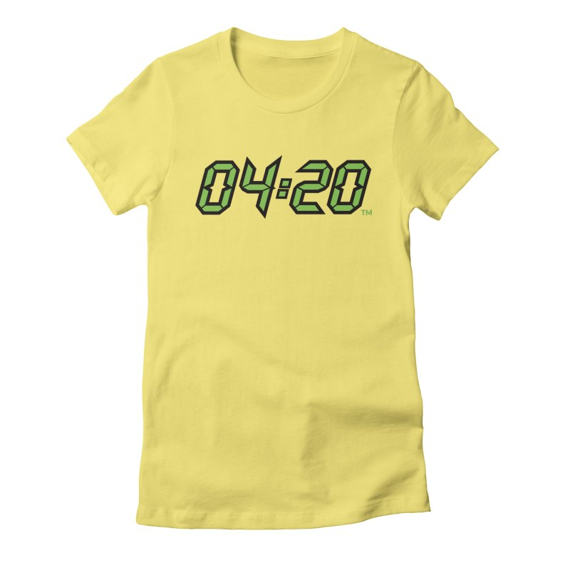 0420 Inc Official Merch Women's T-Shirt by 0420inc's Artist Shop