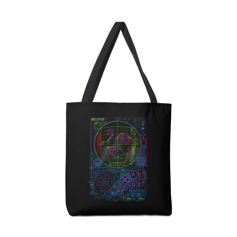Hitech Analog Gaming Accessories Bag by 0_cult's Artist Shop