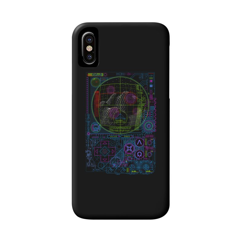 Hitech Analog Gaming Accessories Phone Case by 0_cult's Artist Shop