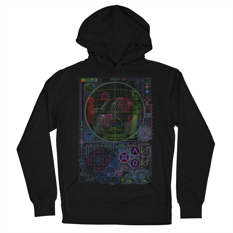 Hitech Analog Gaming Women's Pullover Hoody by 0_cult's Artist Shop