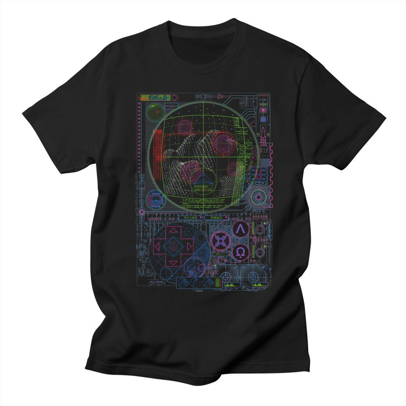Hitech Analog Gaming Women's Unisex T-Shirt by 0_cult's Artist Shop