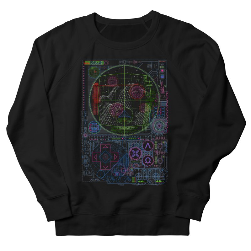 Hitech Analog Gaming Women's Sweatshirt by 0_cult's Artist Shop