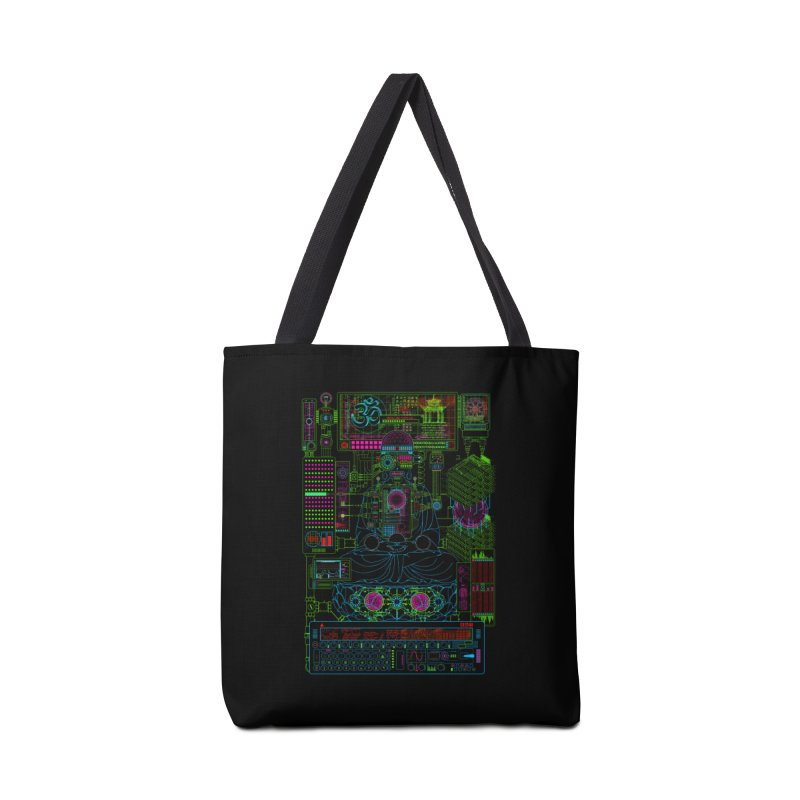 Faith.exe Accessories Bag by 0_cult's Artist Shop