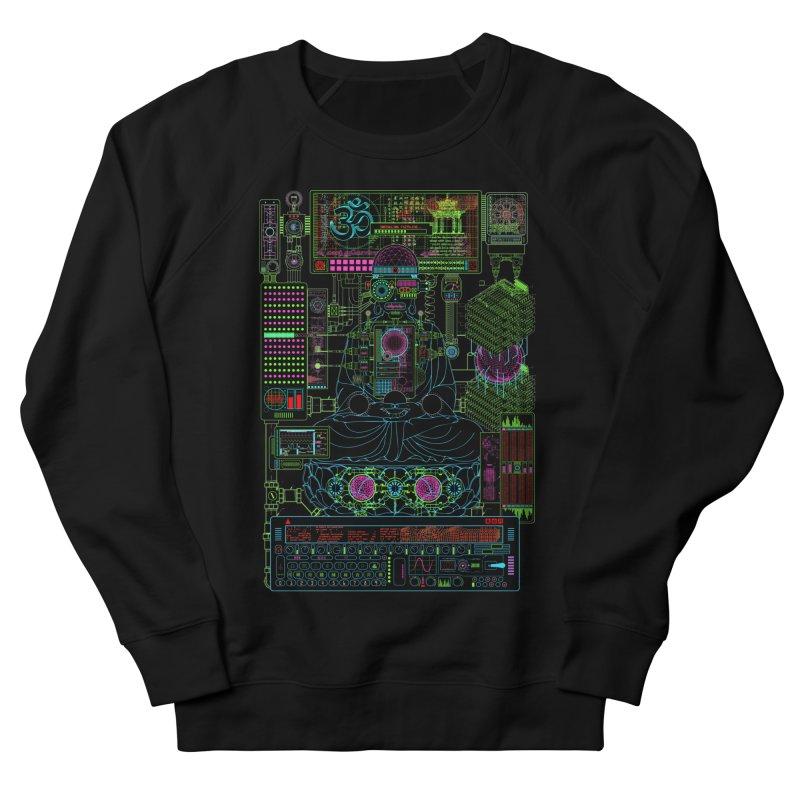 Faith.exe Men's Sweatshirt by 0_cult's Artist Shop