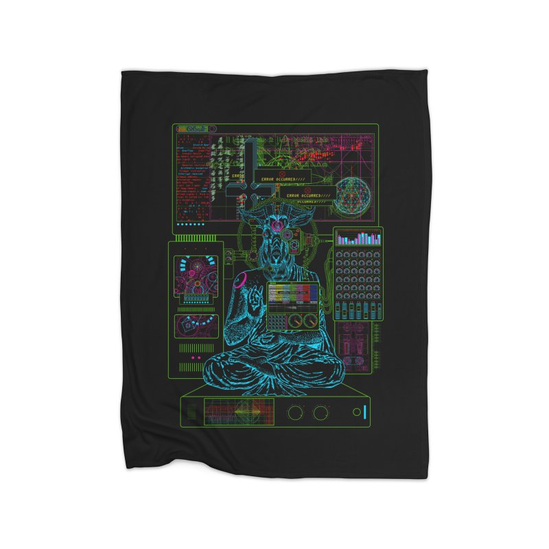 faith6.66.exe Home Blanket by 0_cult's Artist Shop