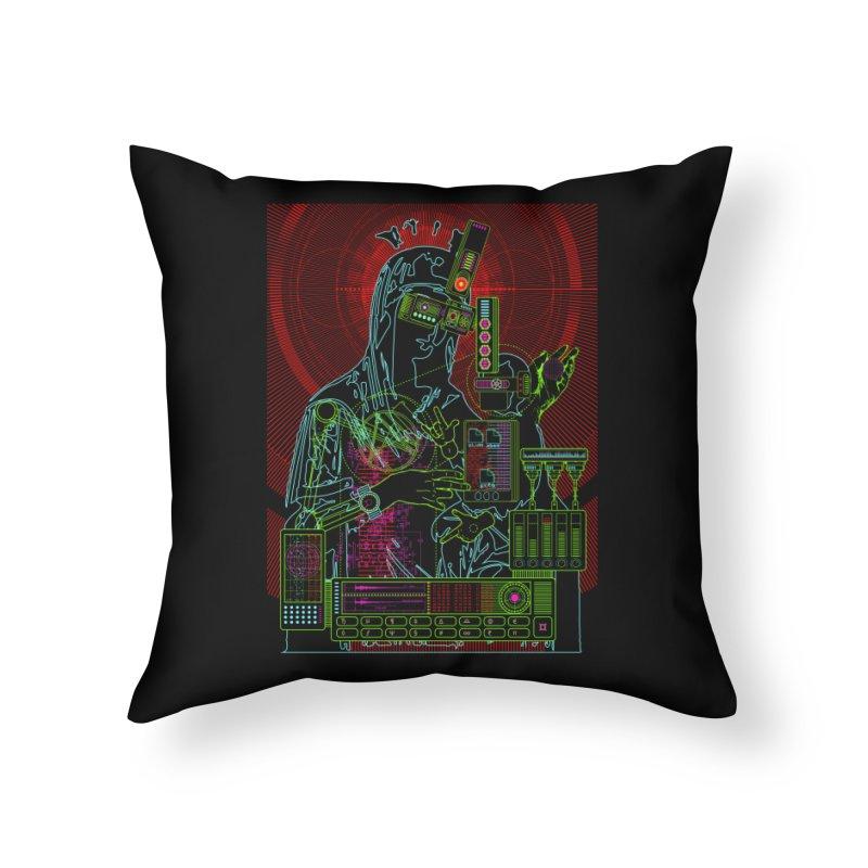 faith20.7.exe Home Throw Pillow by 0_cult's Artist Shop